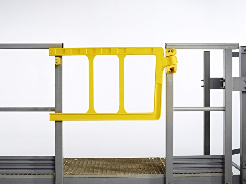 AXES GATE: cancello di sicurezza per accessi in quota