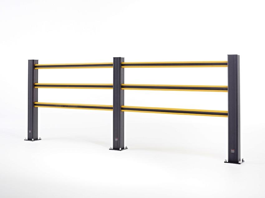 HP: barriera di sicurezza pedonale