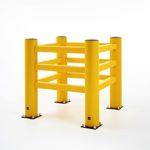 Protezione per colonne ad alta resistenza