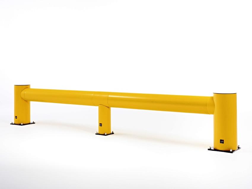 Barriera flessibile e modulare alta per forti urti
