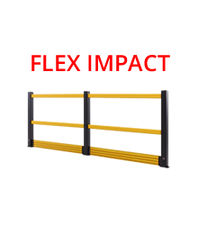 Flex Impact: barriere flessibili di protezione