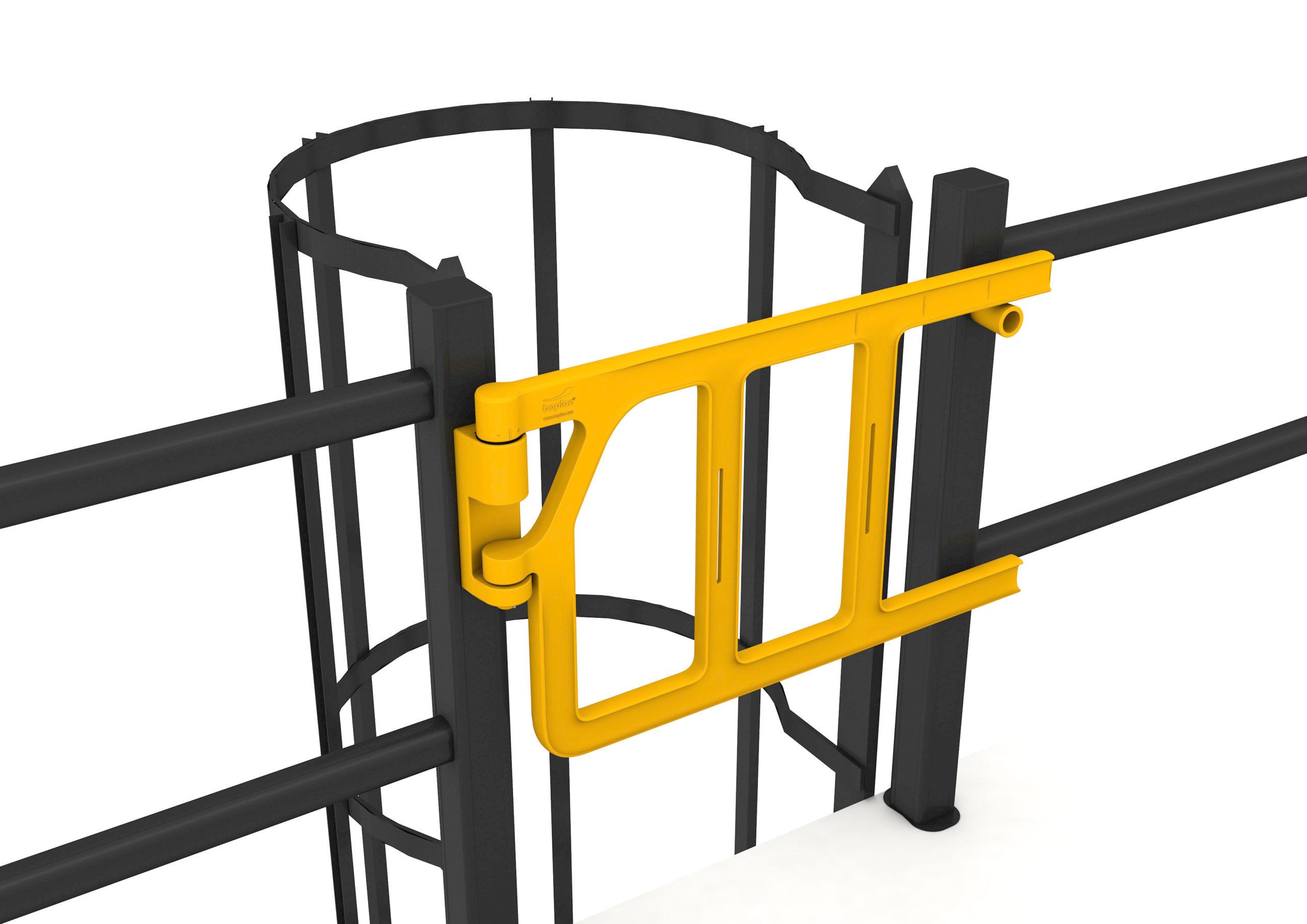 Axes Gate: Cancelli di sicurezza per la protezione dalle cadute