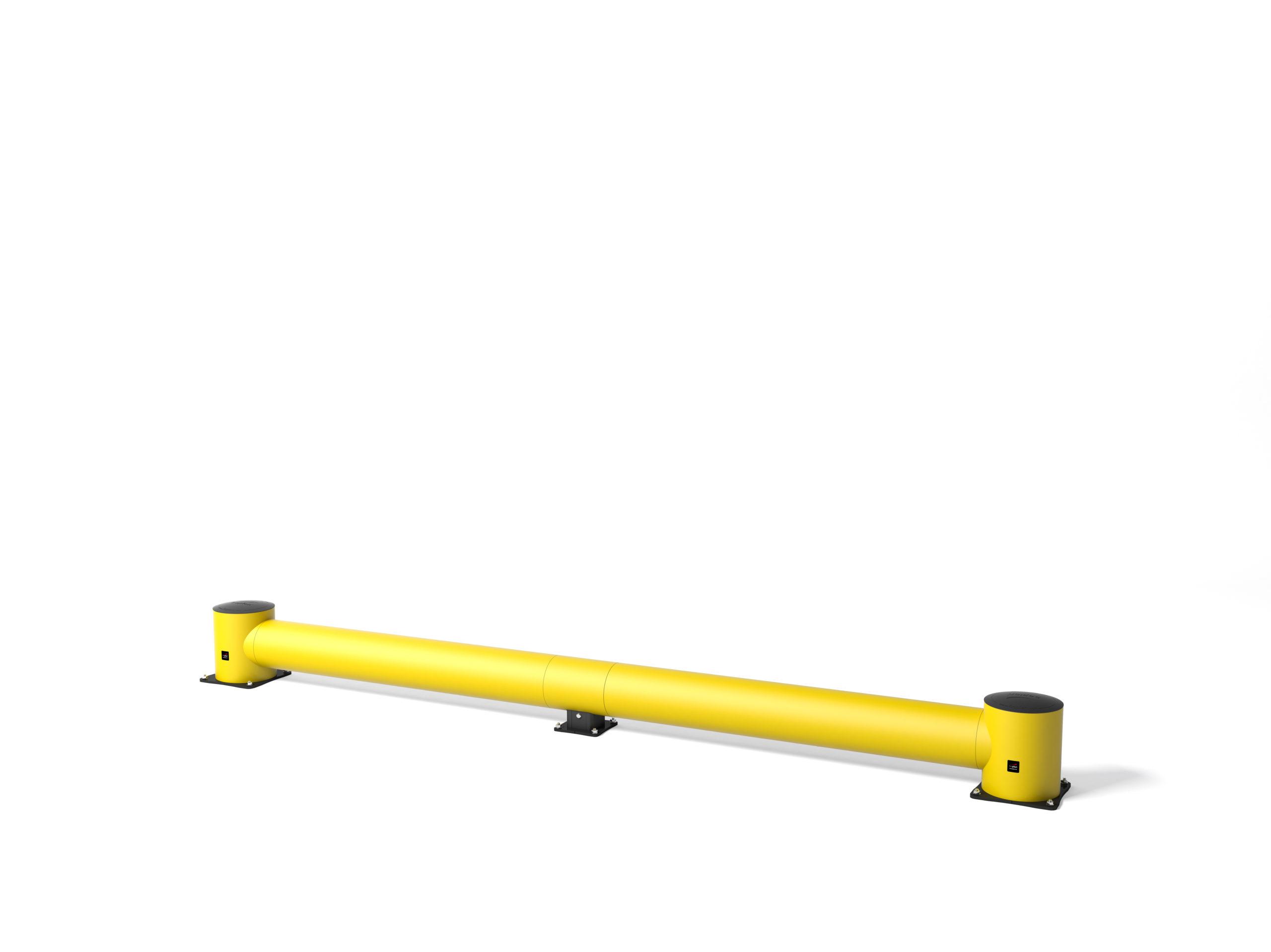 TB 260: barriera di protezione per carrelli bassa